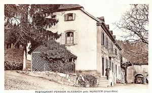 Kleebach-ancien